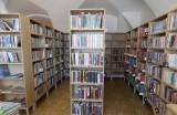 Možnost bohatého výběru knih